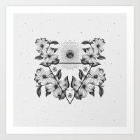 MINORIS ii Art Print