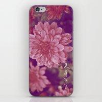 P.S. I Love You iPhone & iPod Skin