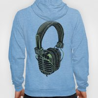 HEAD PHONE Hoody