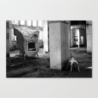 nightmare Canvas Print