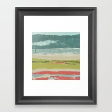Life is Good Today Framed Art Print