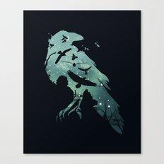 Night's Watch Canvas Print