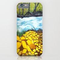 Golden Autumn iPhone 6 Slim Case