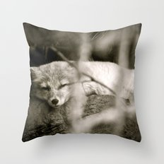 Nature's Finest Peace Throw Pillow