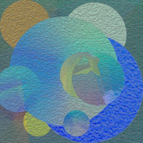 Relative Density Art Print