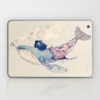 Pirate Whale Laptop & iPad Skin