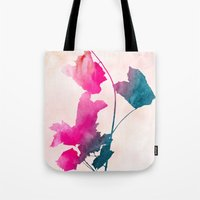 Maple1 Watercolor By Jac… Tote Bag