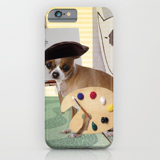 Zee Arteest! iPhone & iPod Case