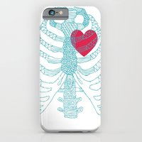 iPhone & iPod Case featuring HEart by austeja saffron