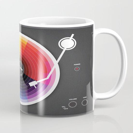 Pantune - The Color of Sound Mug