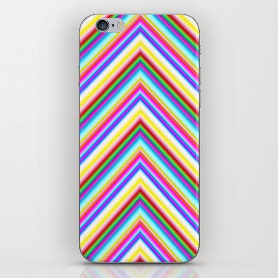Chevron 8 iPhone & iPod Skin