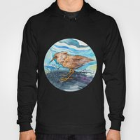 Bird In A Circle Hoody