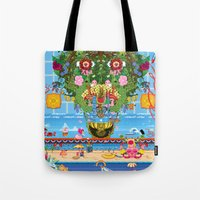 Cabana Fever Tote Bag