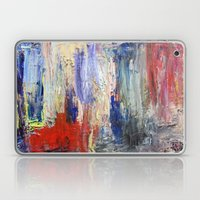 Untitled Abstract #5 Laptop & iPad Skin