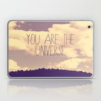 You Are The Universe  Laptop & iPad Skin