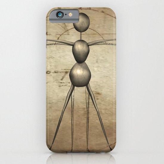 Vitruvian AntWoman iPhone & iPod Case