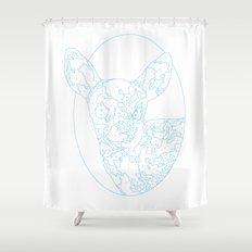 Oh Deer! Shower Curtain