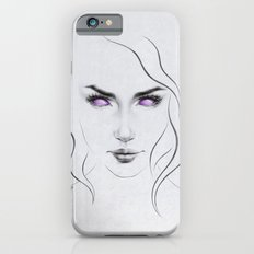 These eyes are not your eyes iPhone 6 Slim Case