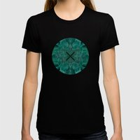 xflow Womens Fitted Tee Black SMALL