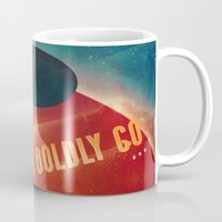 To Boldly Go Mug