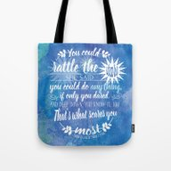Throne Of Glass By Sarah… Tote Bag