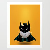 Bad Egg - The Stoic Art Print