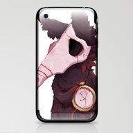 Real Monsters- Anxiety iPhone & iPod Skin