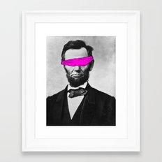 Blind #1 Framed Art Print