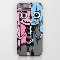 Two Halves iPhone 6 Slim Case