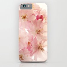 cherry blossoms- In memory Slim Case iPhone 6s