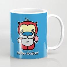 Hello Eediot Mug
