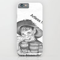 Artless Nonculture (Lowbrow) iPhone 6 Slim Case