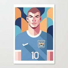 ED10 | MCFC Canvas Print