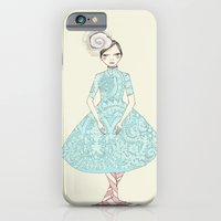 iPhone & iPod Case featuring Third position by Irena Sophia