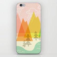 Raindrop Valley iPhone & iPod Skin
