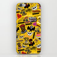 LOLzig Pattern iPhone & iPod Skin