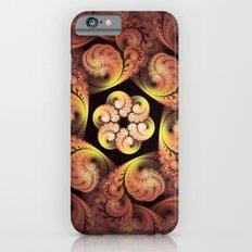 Little Pink Swirls Slim Case iPhone 6s