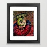 Potnia Theron /Artemis Framed Art Print