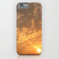 Sun in a corner iPhone 6 Slim Case