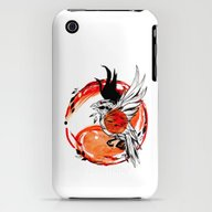 PHOENIX INKTOBER iPhone (3g, 3gs) Slim Case