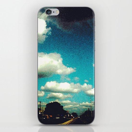 Daytime iPhone & iPod Skin