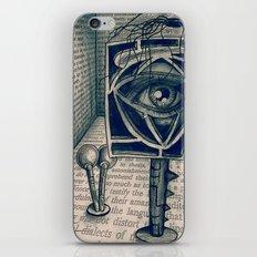 i saw everything iPhone & iPod Skin