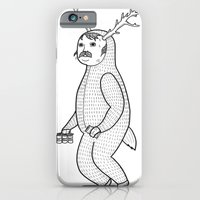On the inconveniences of dressing up as an animal. iPhone 6 Slim Case
