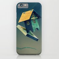 Flying Bird...house iPhone 6 Slim Case