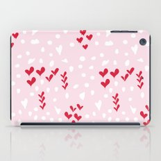 giving hearts gving hope: animal print iPad Case