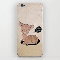 Hello Dear iPhone & iPod Skin