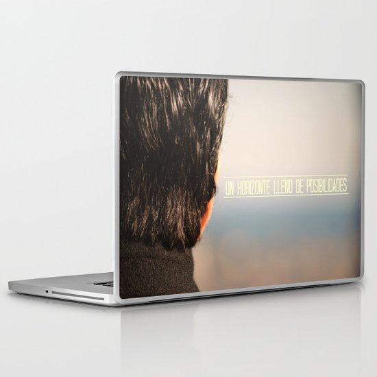 Un horizonte lleno de posibilidades Laptop & iPad Skin
