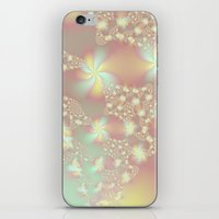 Fairy Lights iPhone & iPod Skin