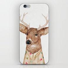 White Tailed Deer iPhone & iPod Skin