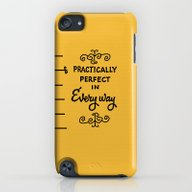 Practically Perfect In E… iPod touch Slim Case